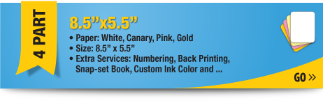 Size 5.5x8.5